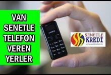Van Senetle Telefon Veren Yerler