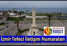 İzmir Tefeci İletişim Numaraları